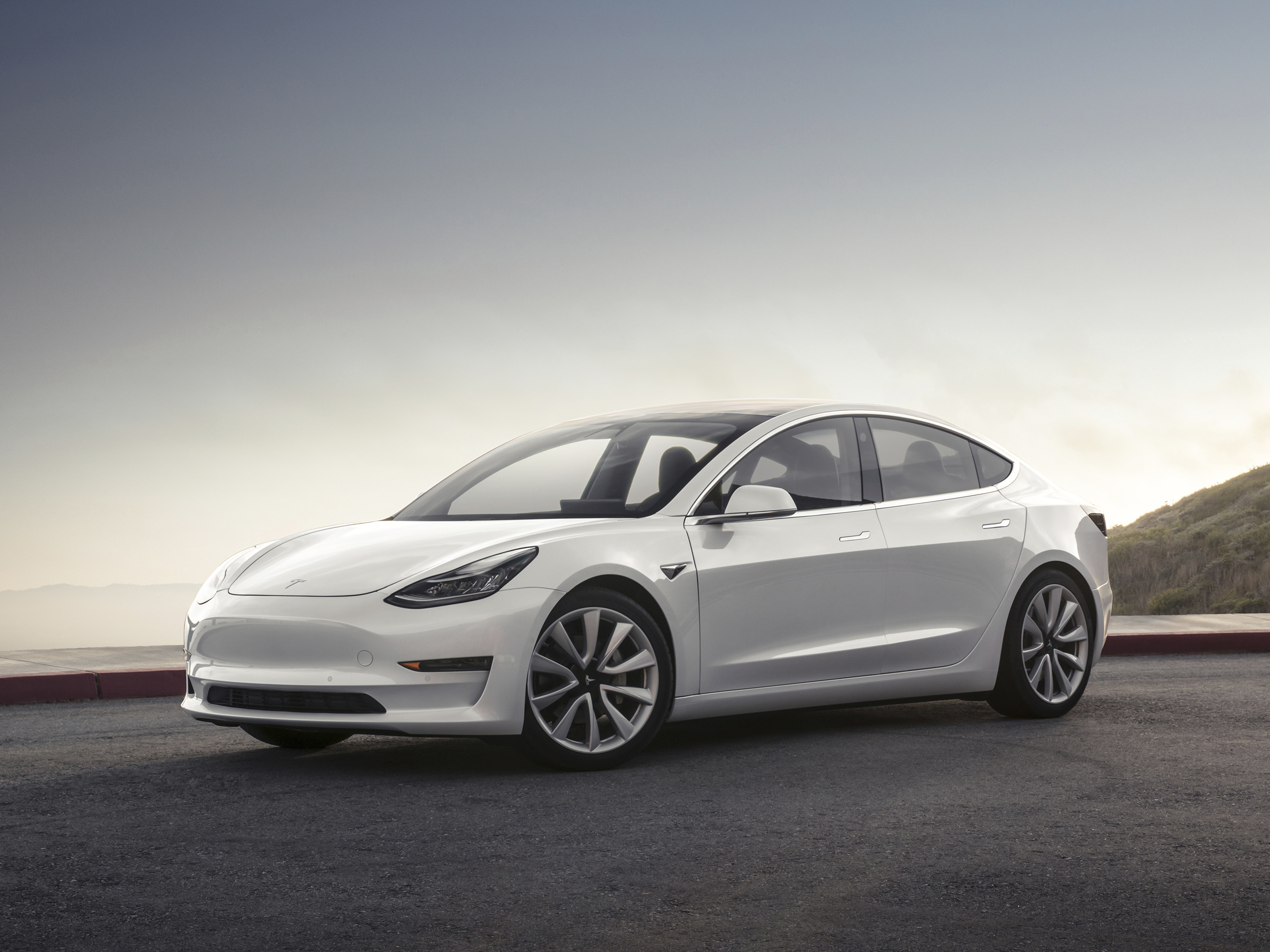 Tesla Model 3 is far behind the goal