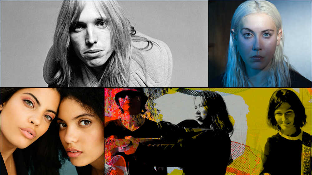 New Mix: The Breeders, Torres, Ibeyi, Tom Petty, More
