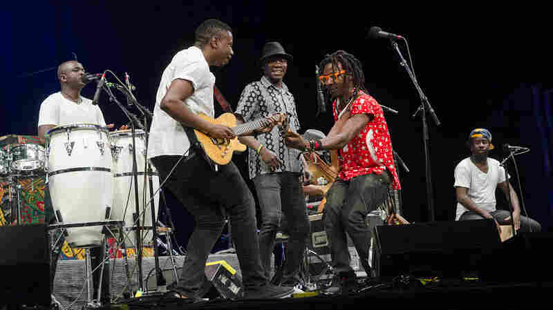 Mokoomba On Mountain Stage