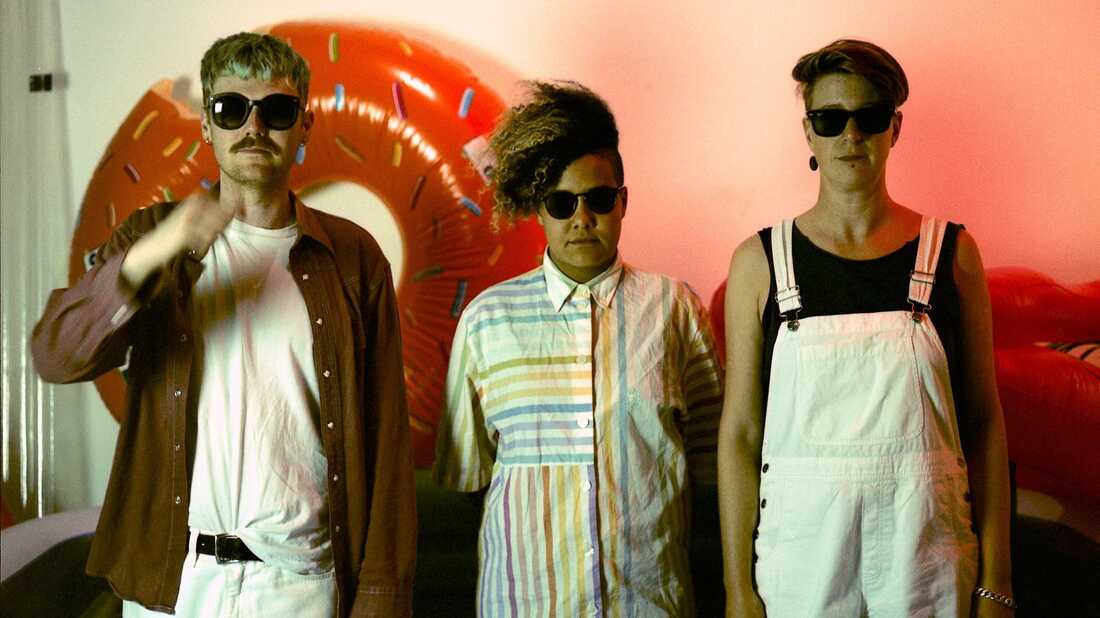 You'd Best Believe 'The Hype' From London Post-Punks Shopping