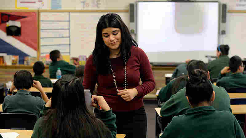 For DACA Teachers, Uncertainty Lingers On The Last Day To Renew
