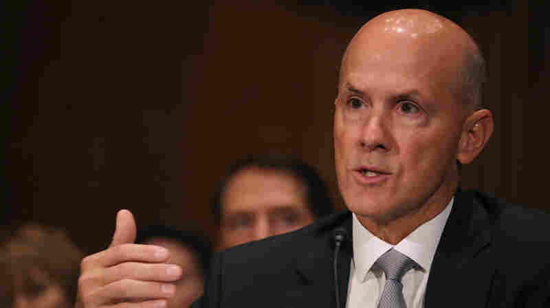 Senator To Ex-CEO: Equifax Can't Be Trusted With Americans' Personal Data