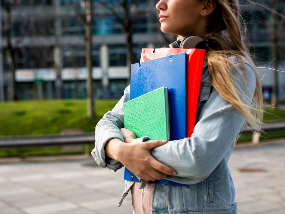 Staying healthy and knowing how to find good health care is a big challenge for college freshmen leaving home for the first time. (Mauro Grigollo/Getty Images/Cultura RF)