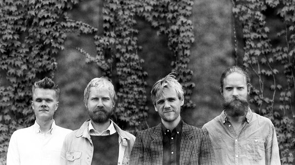 Members of the Danish String Quartet turn to folk music from their Nordic homeland for their new album, Last Leaf.
