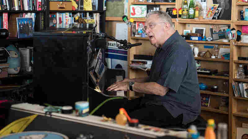 Randy Newman: Tiny Desk Concert