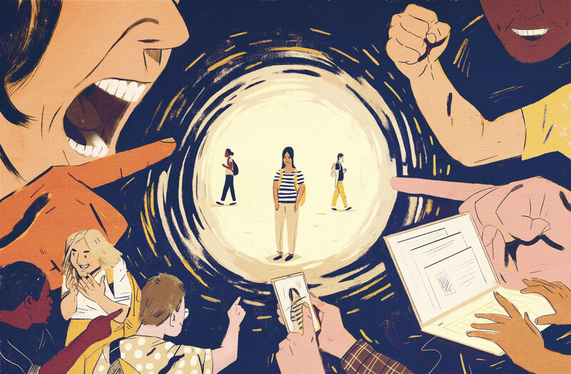 Learning How Bullying Happens In Order >> Learning How Bullying Happens In Order To Prevent It Npr Ed Npr