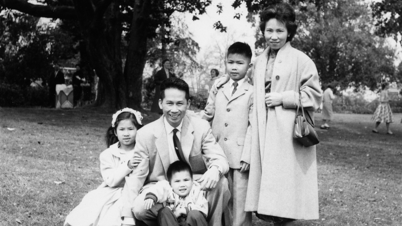 Amy Tan Revisits The Roots Of Her Writing Career In 'Where The Past Begins'