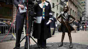 Firm Behind 'Fearless Girl' Statue Underpaid Female, Black Execs, U.S. Says