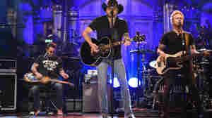 Jason Aldean Covers Tom Petty As 'SNL' Responds To Las Vegas