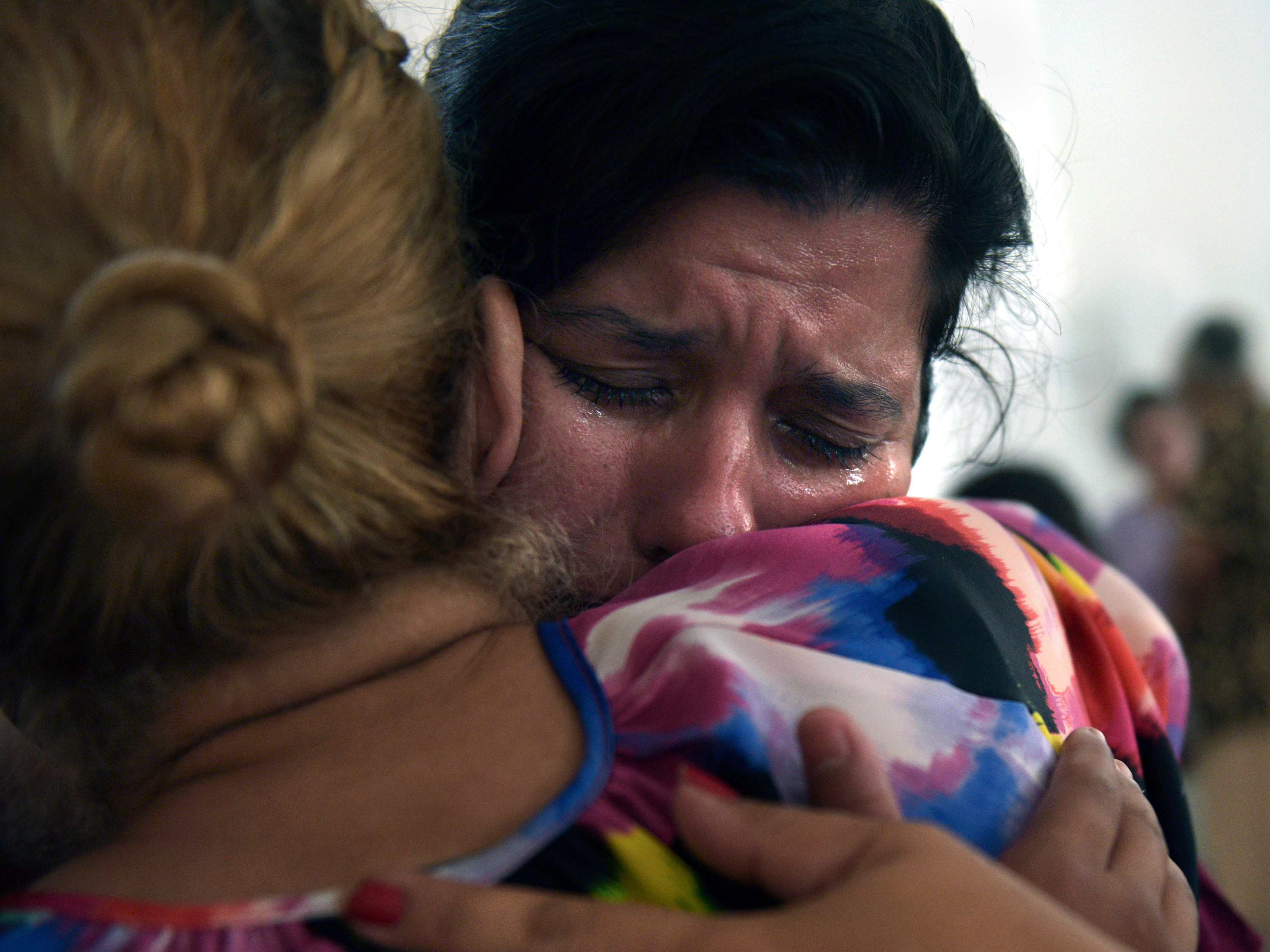 'Here, We Are United': A Puerto Rico Church Offers Comfort After Hurricane Maria