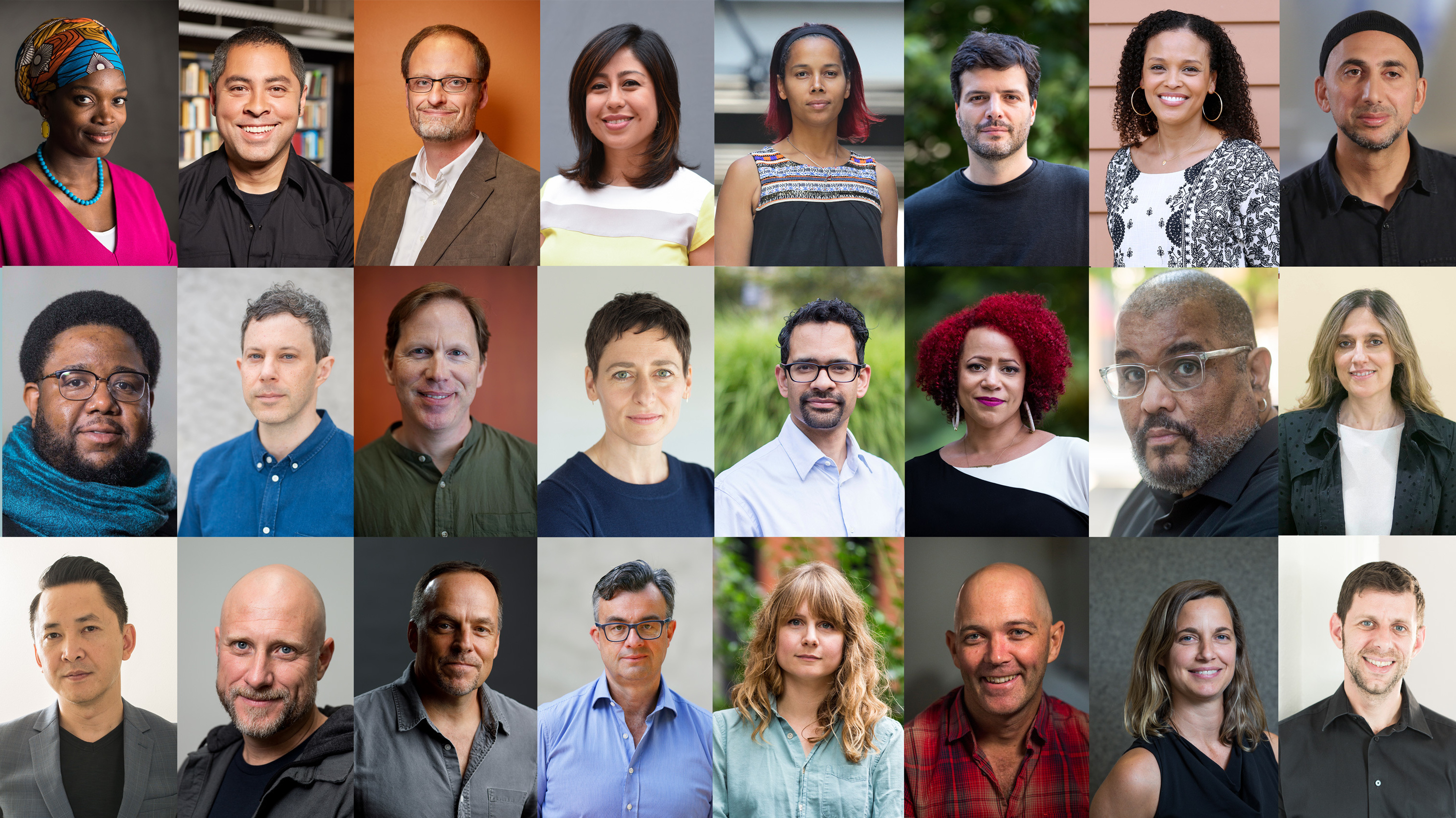 Here Are The 2017 MacArthur 'Genius' Grant Winners