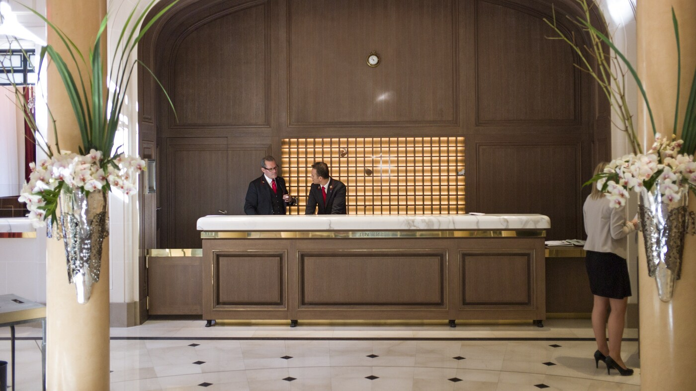 In The Age Of Concierge Apps, Real-Life Concierges Tout The