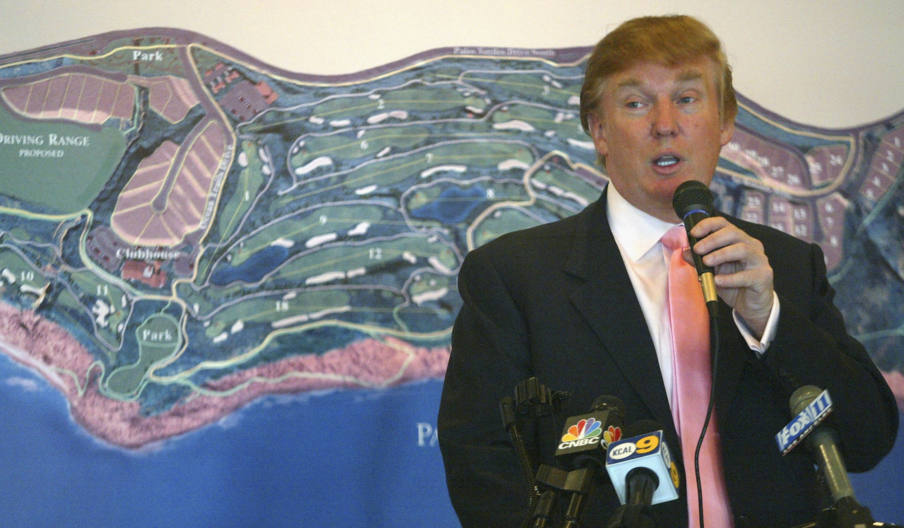 Insults, Lawsuits And Broken Rules: How Trump Built A California Golf Course