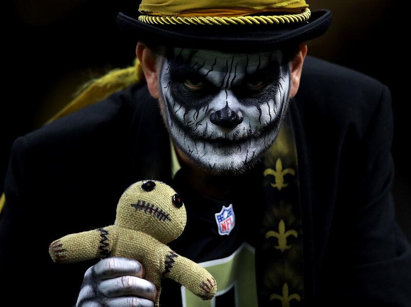 What Is Voodoo >> On Halloween Remember Voodoo Isn T Black Magic Code Switch Npr