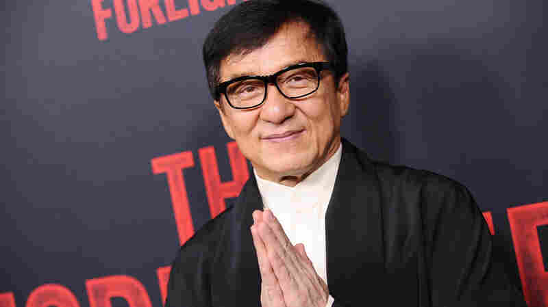 Jackie Chan Jumps Back Into The Action With 'The Foreigner'