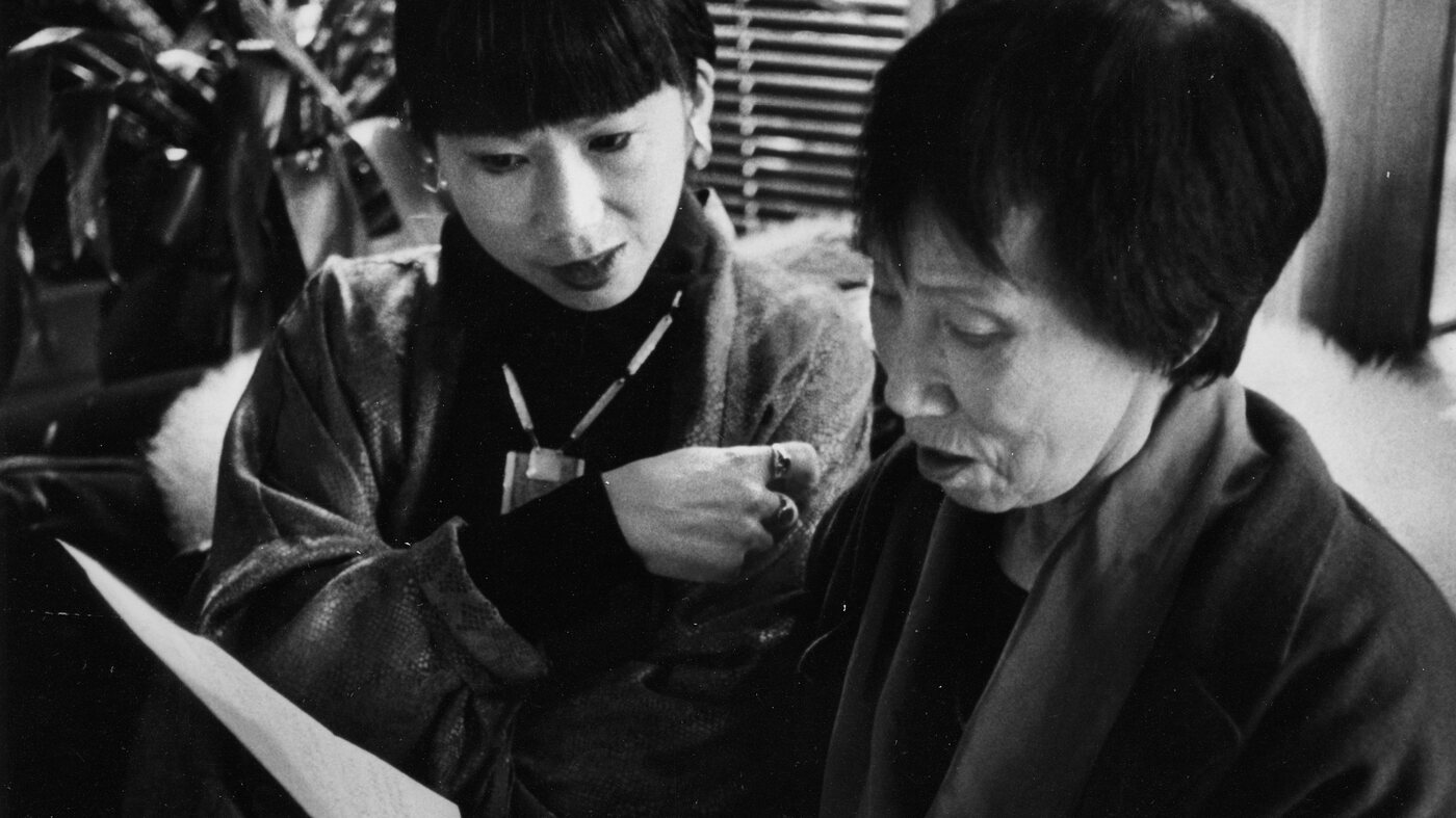 Amy Tan Revisits The Roots Of Her Writing Career In 'Where