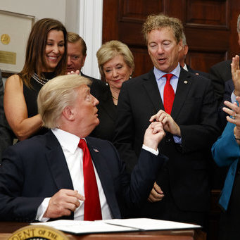 Trump Uses Executive Pen To Chip Away At Obamacare