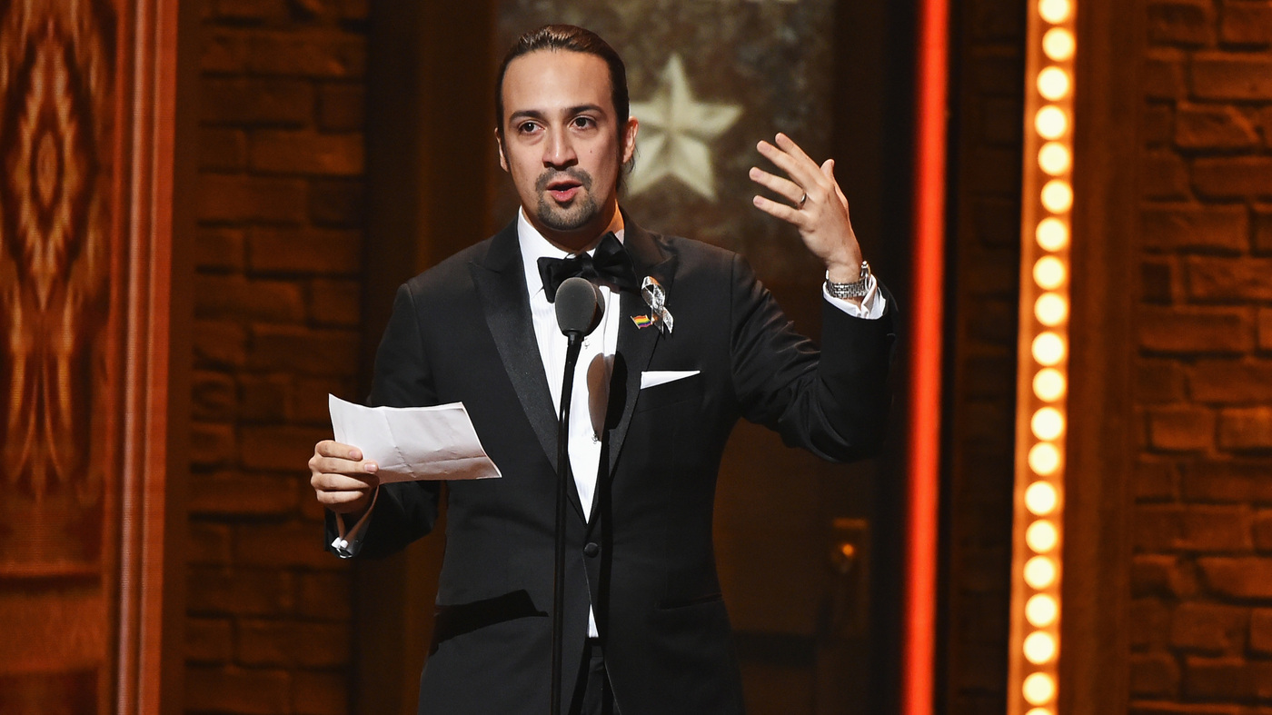 Alt.Latino: A Spotlight On Playwrights With Lin-Manuel Miranda And ...
