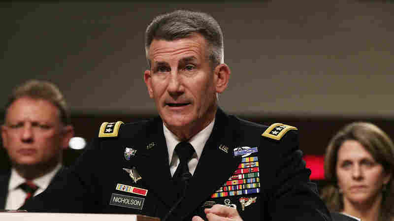 'The Taliban Can't Win,' Says Commander Of U.S. Forces In Afghanistan