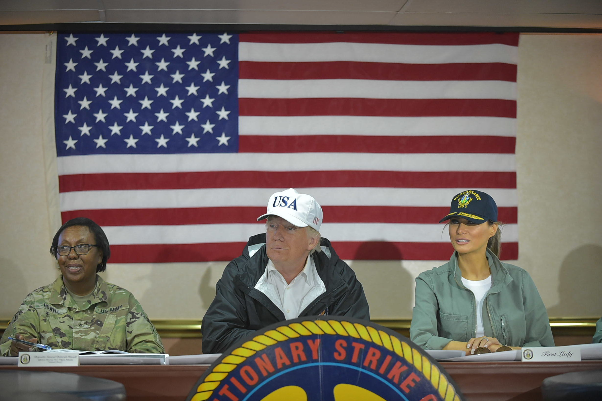 Trump Hints At A Limit On Federal Aid To Puerto Rico; San Juan Mayor Responds