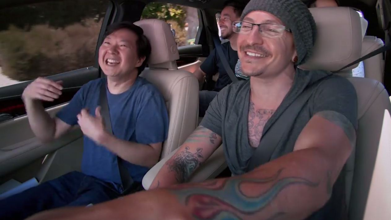 Watch Linkin Park's 'Carpool Karaoke' Episode, Dedicated To Chester Bennington