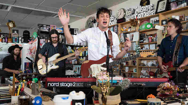 Marlon Williams: Tiny Desk Concert