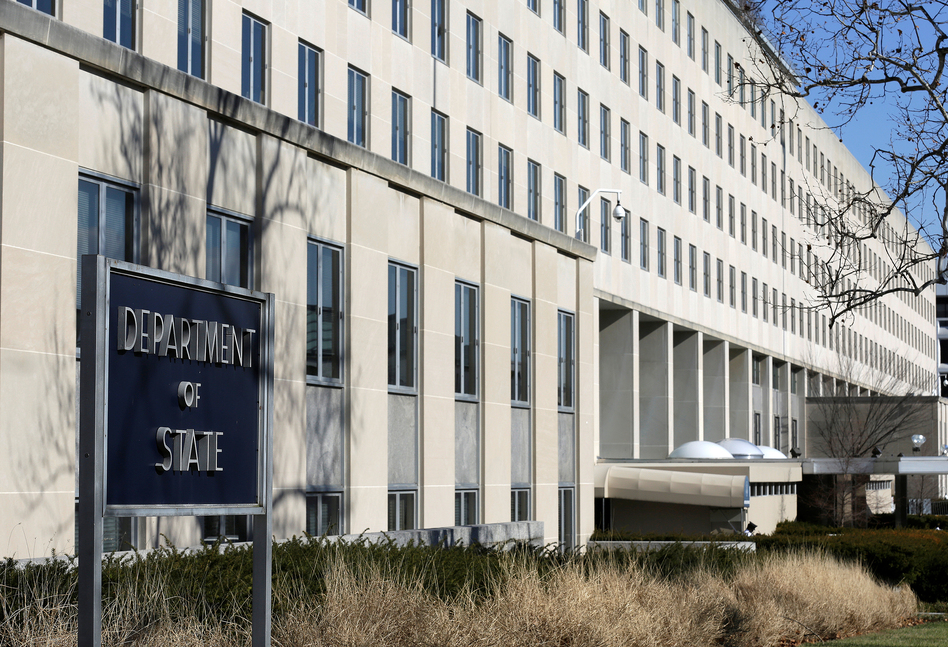 More than half of State Department positions requiring Senate confirmation still don't have a nominee, including the ambassador to South Korea and the assistant secretary for East Asian and Pacific affairs.