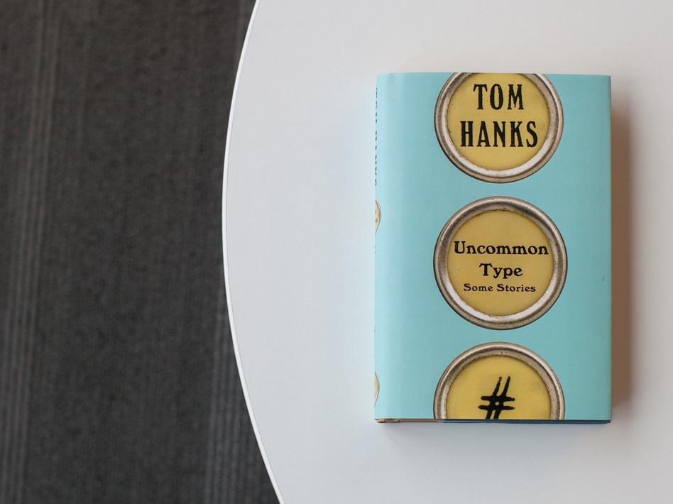 'Uncommon Type' by Tom Hanks (Jennifer Kerrigan/NPR)