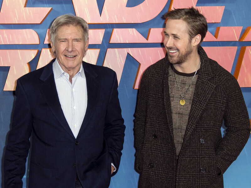 Is Harrison Ford An Android In...
