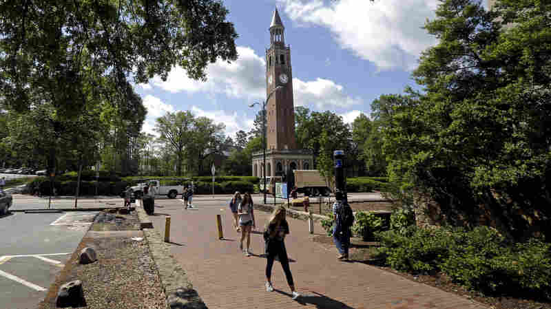 NCAA 'Could Not Conclude Academic Violations' In UNC Athletics Scandal