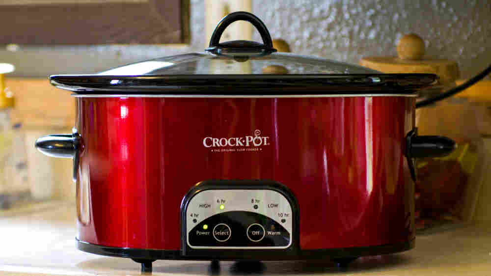 'The Chef And The Slow Cooker': An Old Technology That's Newly Relevant