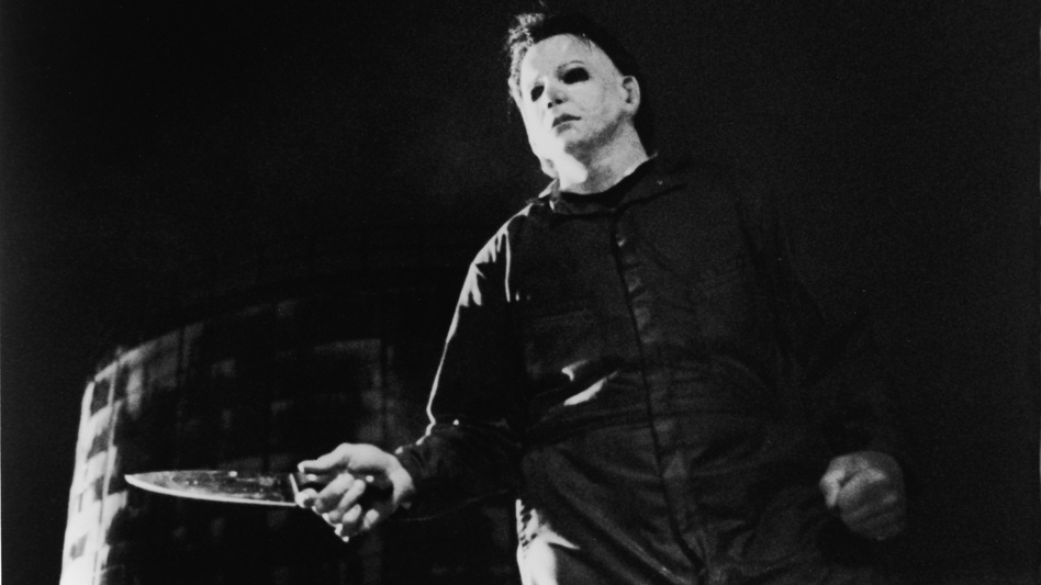 Hey Michael Myers, Trent Reznor and Atticus Ross made you some new at-bat music. (Fotos International/Getty Images)