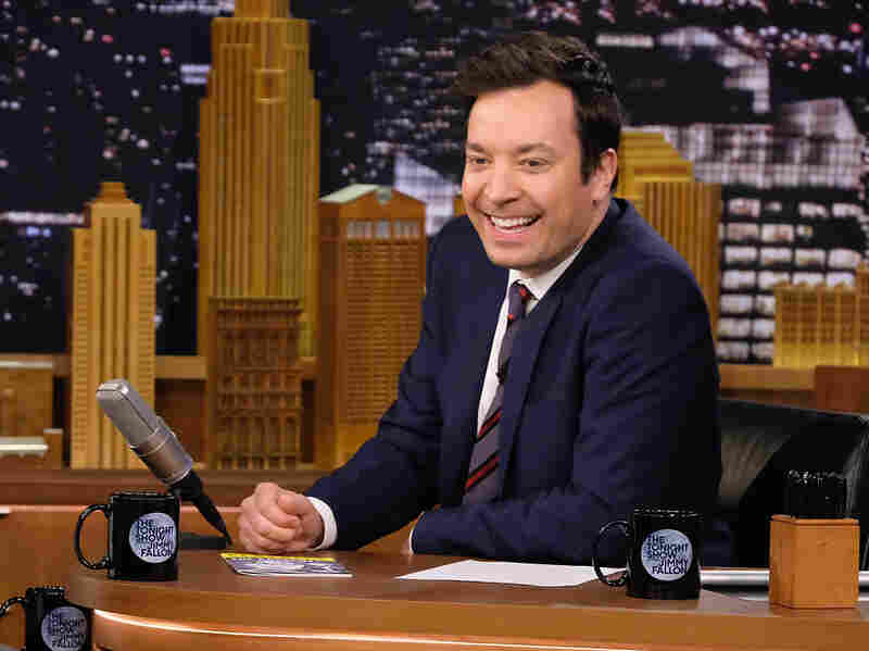 Jimmy Fallon Says Being Anti-Trump Is