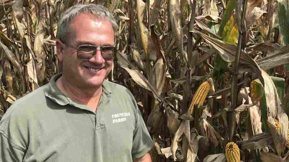 As Trump Moves To Renegotiate NAFTA, U.S. Farmers Are Hopeful But Nervous