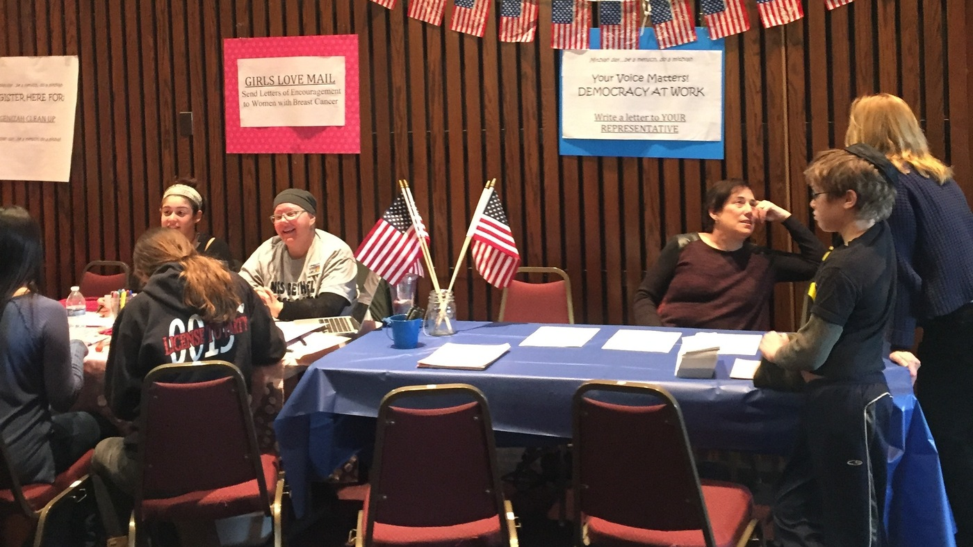 Chicago's Jewish Community Unites To Be More Inclusive Of People With Disabilities