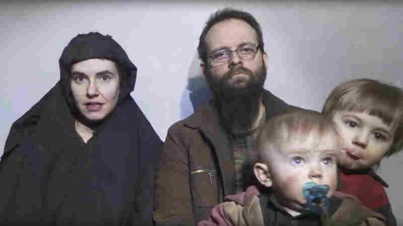 Canadian Man Details Horrors Family Endured In Years Held By Haqqani Network