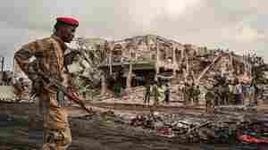Bombing In Somalia Kills Hundreds; Death Toll Expected To Rise