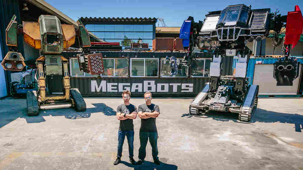 No Rock 'Em Sock 'Em Here: Behold A U.S. Vs. Japan Giant Robot Duel