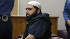 Ahmad Khan Rahimi faces a mandatory sentence of life in prison, prosecutors say. He's seen here last December, three months after bombs exploded in New Jersey and New York's Chelsea neighborhood.