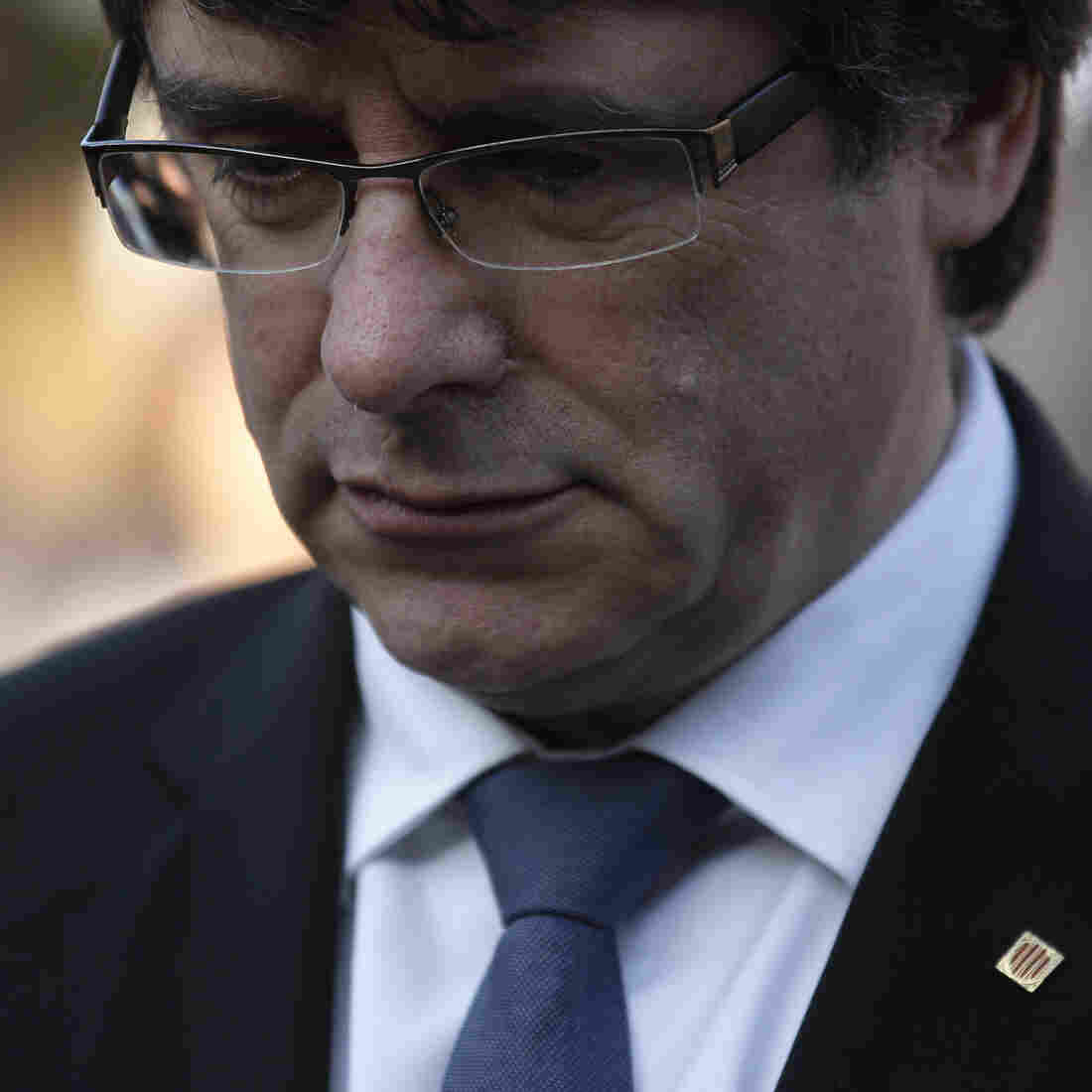 Deadline Looms For Catalan Leader To Clarify Stand On Independence