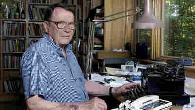 Richard Wilbur, Renowned American Poet And Translator, Dies At 96