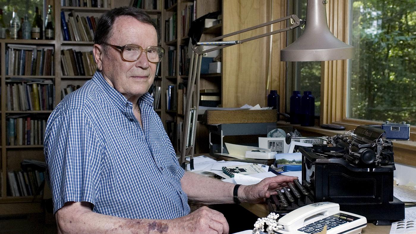 Richard Wilbur, Renowned American Poet And Translator, Dies At 96