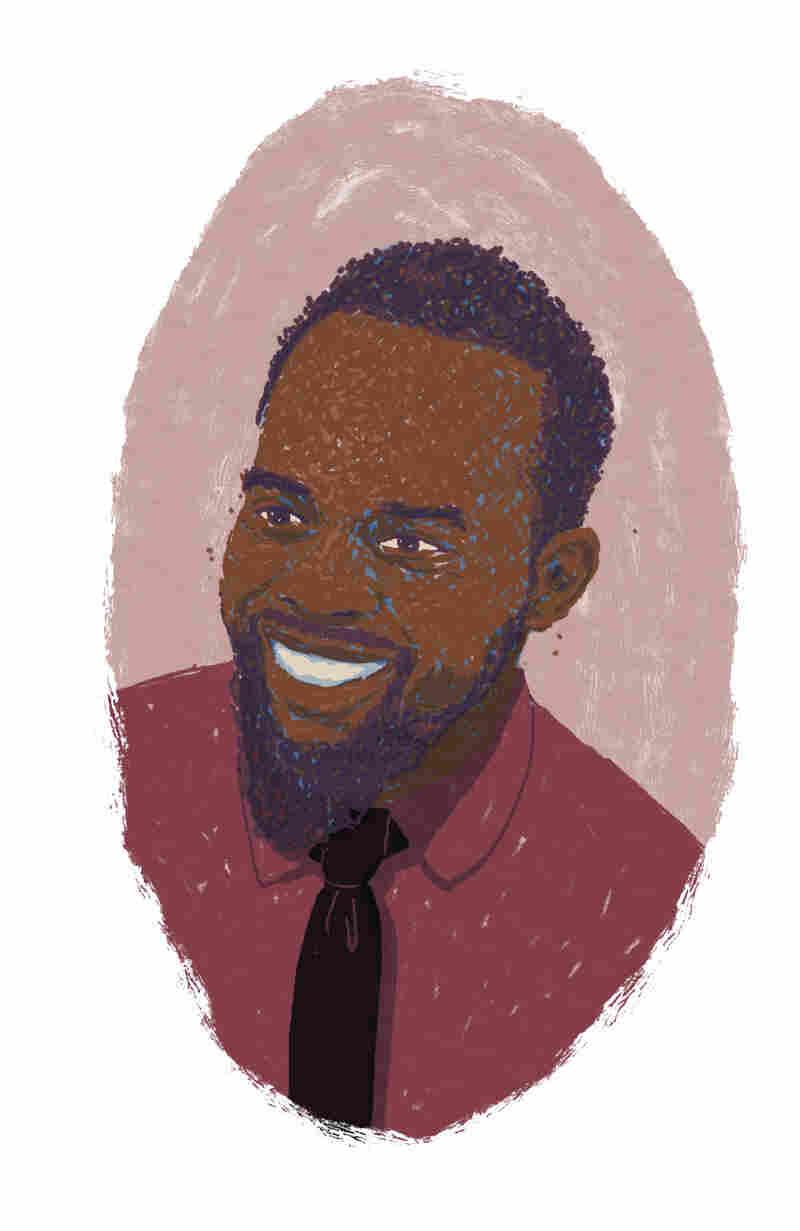 Dawaine Cosey (LA Johnson/NPR)