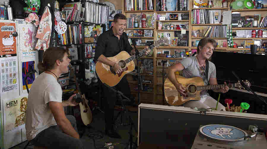 Hanson: Tiny Desk Concert