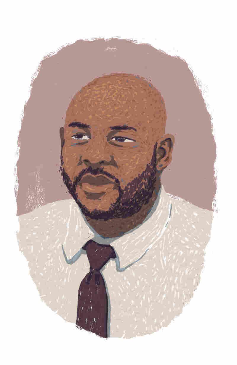 Shatane Porter (LA Johnson/NPR)
