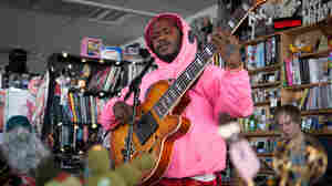 Thundercat: Tiny Desk Concert