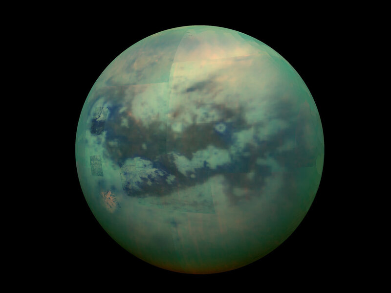 Saturn's Moon Titan Is More Compelling Than Mars As A Long