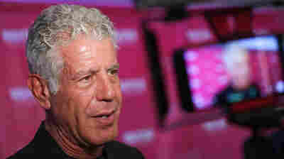 Anthony Bourdain Urges Americans To 'Value The Things We Eat'