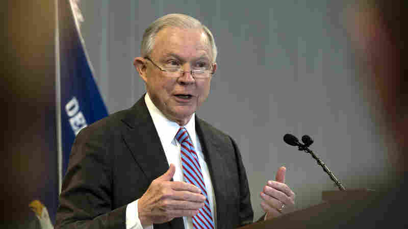 Democrats To Attorney General Sessions: Don't Duck Our Questions