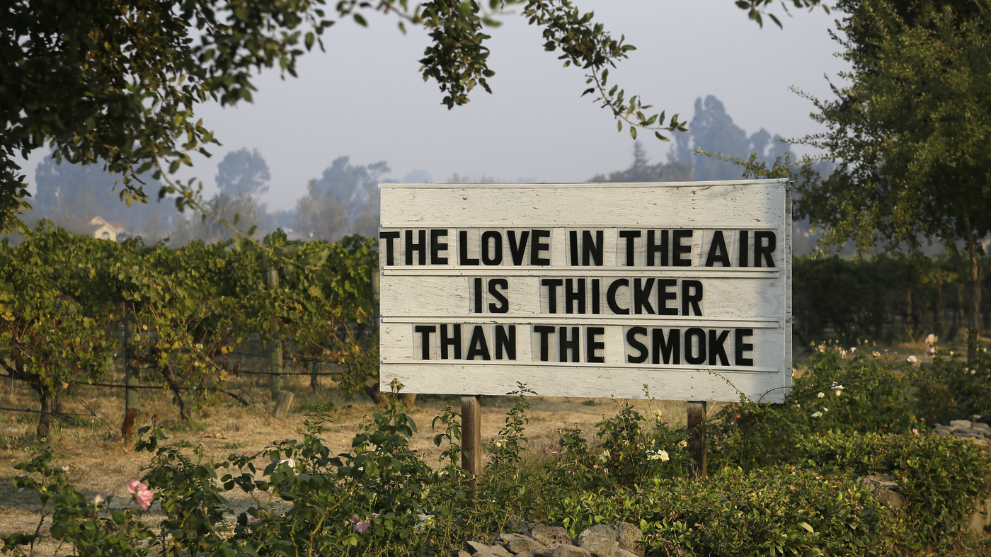 Image result for love in the air is thicker than the smoke